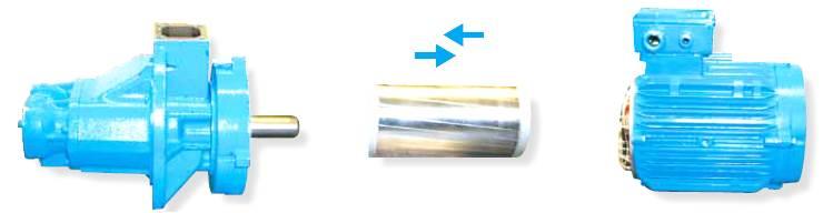 Винтовые компрессоры FLEX с переменной производительностью