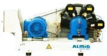 Поршневые компрессоры серии HL